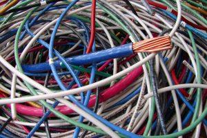 лом кабеля тзг