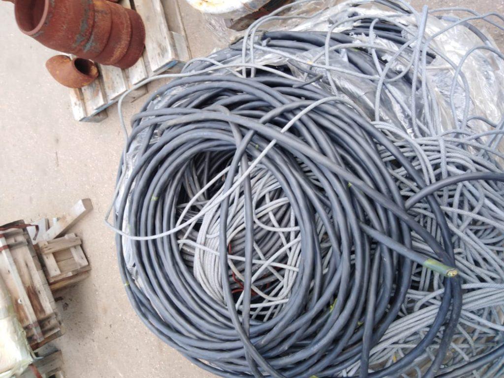 Сдать кабель фото 1