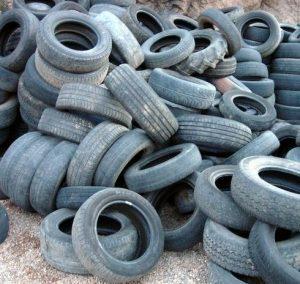 Продать шины б у для утилизации